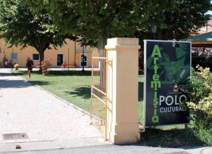 INAUGURAZIONE DELLO 'SCAFFALE INTERCULTURALE' ALLA BIBLIOTECA COMUNALE AD ARTEMISIA
