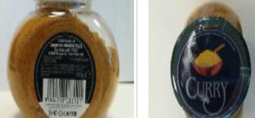 Unicoop Tirreno rende noto il richiamo di un lotto di Curry Queen Victoria per presenza di senape non dichiarata in etichetta.