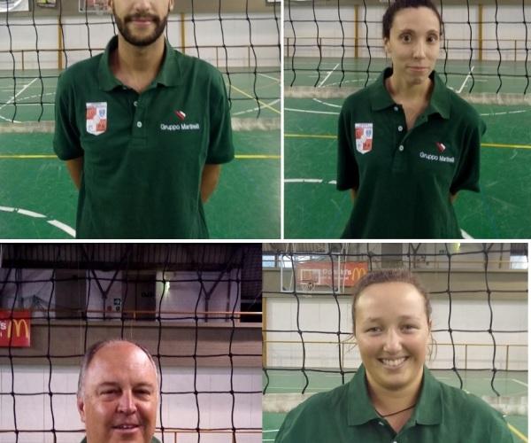 volley ecco i nuovi tecnici della Lucchese Unione Pallavolo LuPa