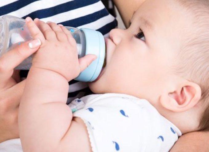 Contaminanti nel latte crescita per bambini. Meglio quello vaccino?