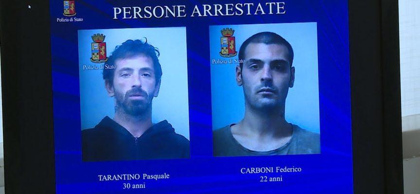 Arrestati gli autori della rapina alla stazione