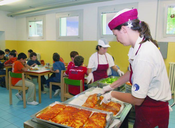 Il 25 gennaio parte ufficialmente il servizio di mensa scolastica