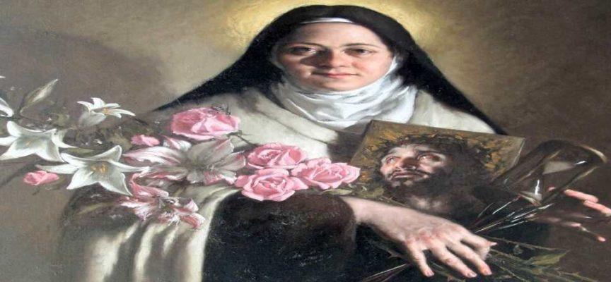 il santo del giorno 1 ottobre  santa Teresa del bambino Gesù