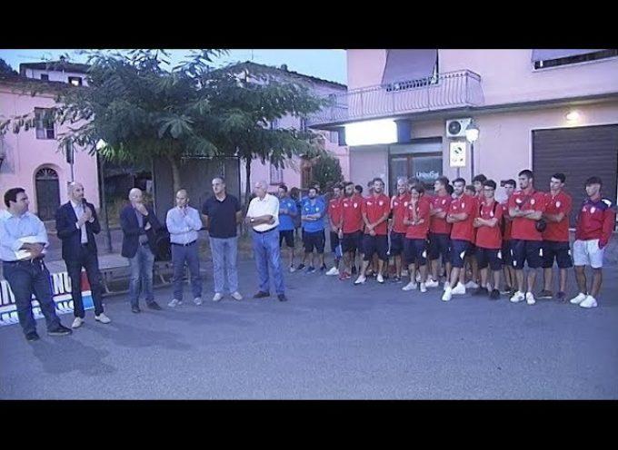 Presentata la squadra di calcio del  Ghiviborgo