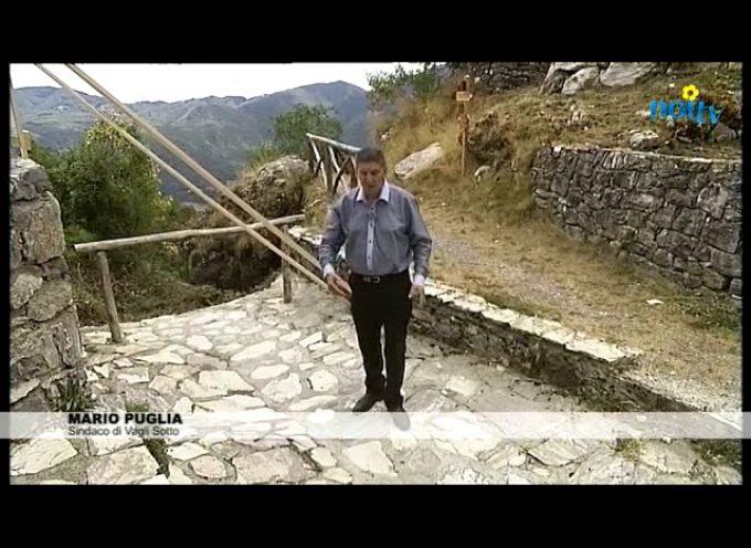 Lavori di messa in sicurezza del torrente Grondaccia