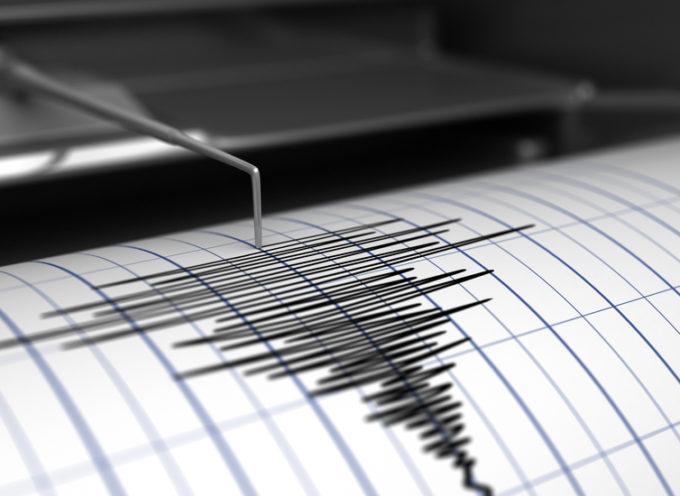 terremoto nel mugello stamani