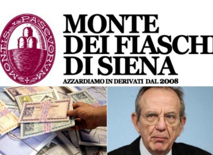 L'INCHIESTA SULLE BANCHE NON TOCCHERA' ETRURIA E MPS!