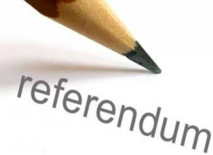 Referendum: dalle urne una brusca frenata al processo di fusione dei Comuni.