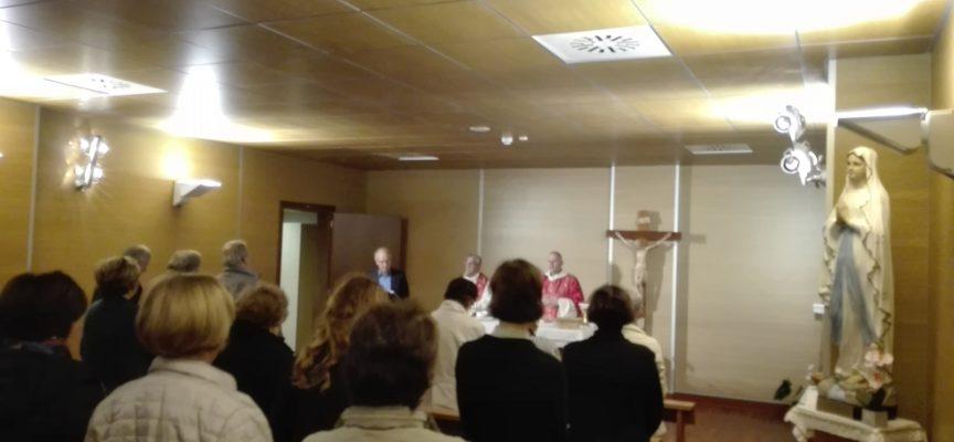 Celebrata all'ospedale di Lucca la festa di San Luca