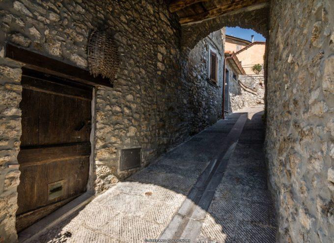 Buongiorno dalla Garfagnana! dal paese di Calomini