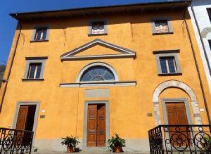 INAUGURAZIONE BIBLIOTECA San Giovanni Leonardi  A  Diecimo