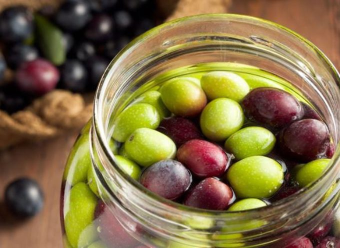 LE OLIVE LUCCHESI IN SALAMOIA