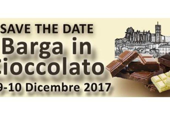Torna a Barga la 12^ edizione del festival interamente dedicato ai maestri del cacao.