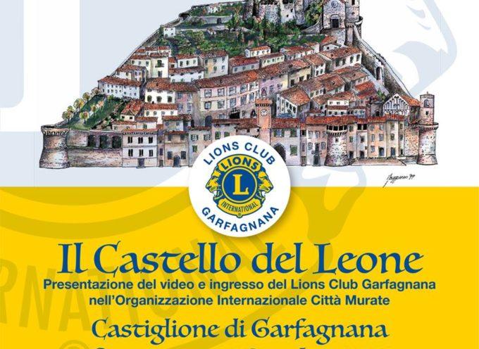 CASTIGLIONE DI G.- VIENE PRESENTATO IL VIDEO IL CASTELLO DEL LEONE