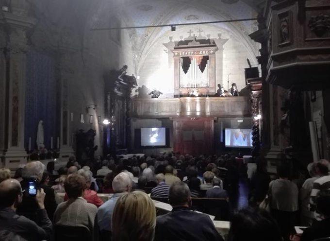 Festa grande al convento di San Francesco: è tornato a suonare l'antico organo restaurato