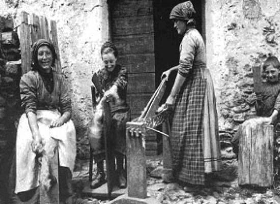 La preparazione della canapa… in garfagnana, chi la ricorda