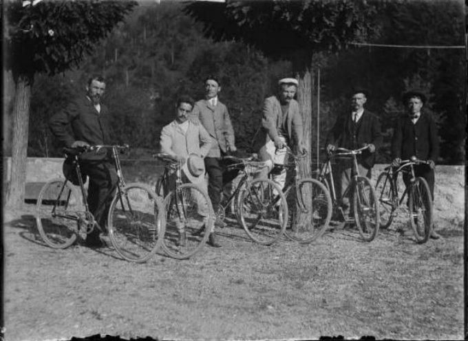 Le foto della domenica. Le gite in bicicletta.