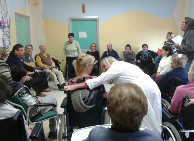 """Barga: inizio positivo per il progetto """"Arte, riabilitazione e salute"""""""