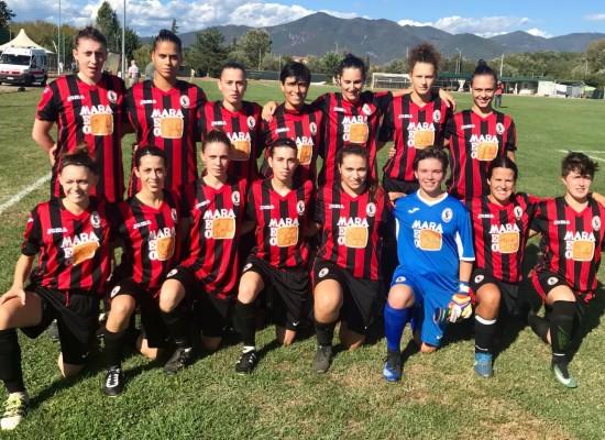Prosegue il momento poco fortunato dell'ACF Lucchese Femminile nel campionato nazionale di B femminile di calcio