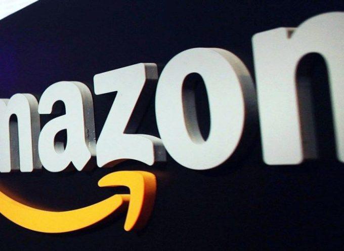 AMAZON: 30 MINUTI E IL PACCO ARRIVA A CASA