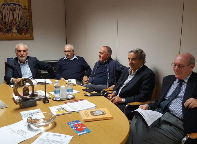 La Croce Rossa Italiana – Comitato di Lucca e la Misericordia di Borgo a Mozzano entrano nel Centro di Sanità Solidale