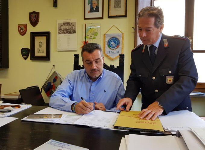 Leonardo Bandettini è il nuovo comandante della Pm di Porcari