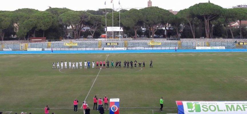 Brutta sconfitta della nostra squadra,  Gavorrano 1 – Lucchese 0,