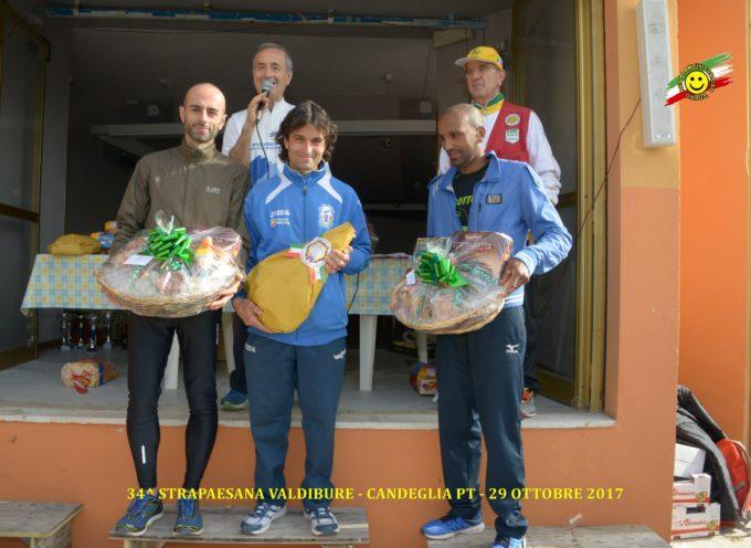 Marco Guerrucci in trionfo nella Valdibure. Damiano Lippi brilla a Torino