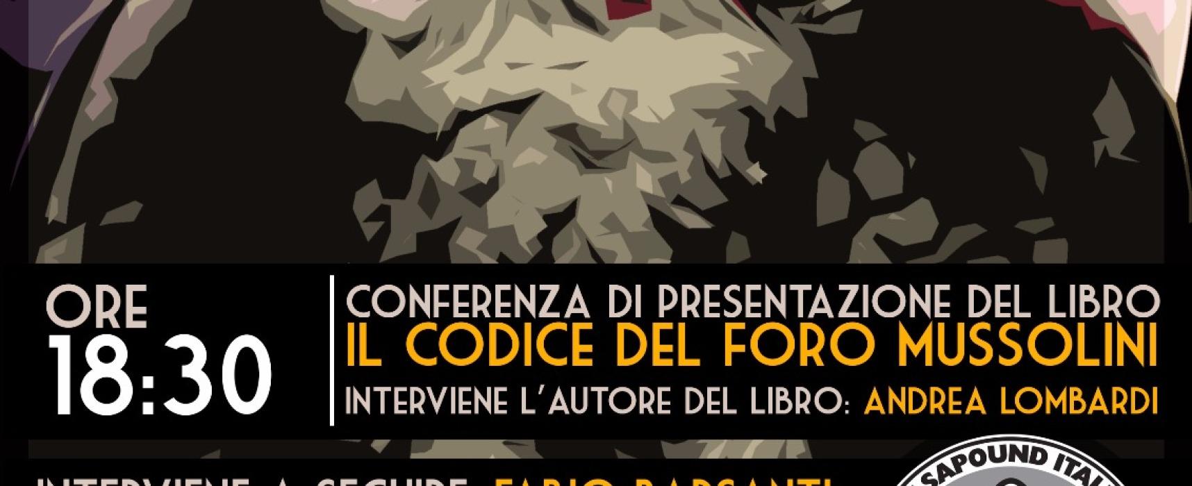 La sezione di CasaPound Piana di Lucca compie un anno. Iniziativa a San Salvatore.
