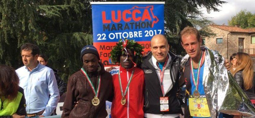 Doppietta ruandese alla   9  ^ LUCCA MARATHON