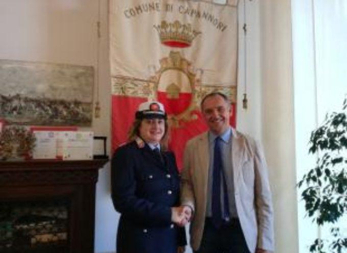Debora Arrighi è il nuovo comandante della Polizia Municipale di Capannori