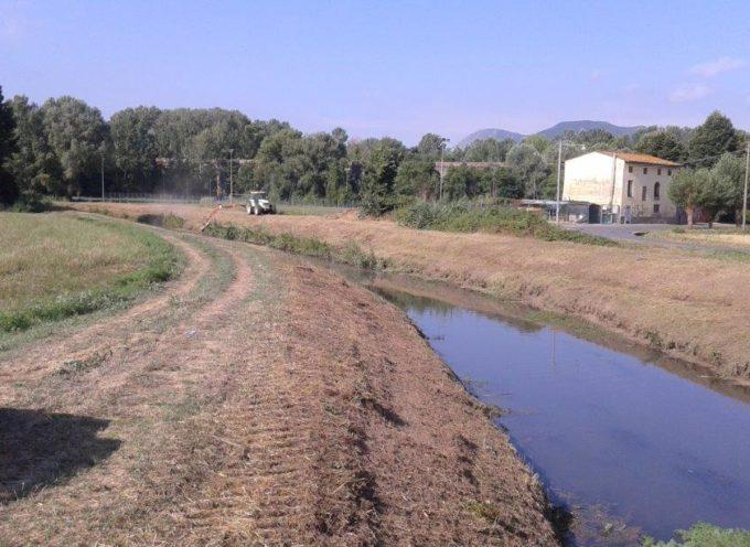 San Concordio e Pontetetto, i lavori del Consorzio allo sprint finale