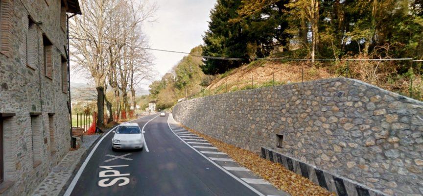 VIABILITA': AGGIUDICATI DALLA PROVINCIA I LAVORI  DI ADEGUAMENTO DELLA VIA PER CAMAIORE AL BOLLORE (Lucca)