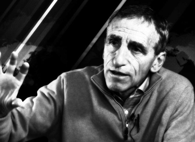 GIOVEDI' 5 OTTOBRE: CONFERENZA CON MAURO SCARDOVELLI