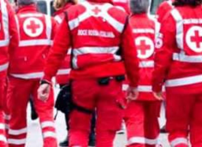 DIVENTA VOLONTARIO della Croce Rossa  di  Bagni di Lucca