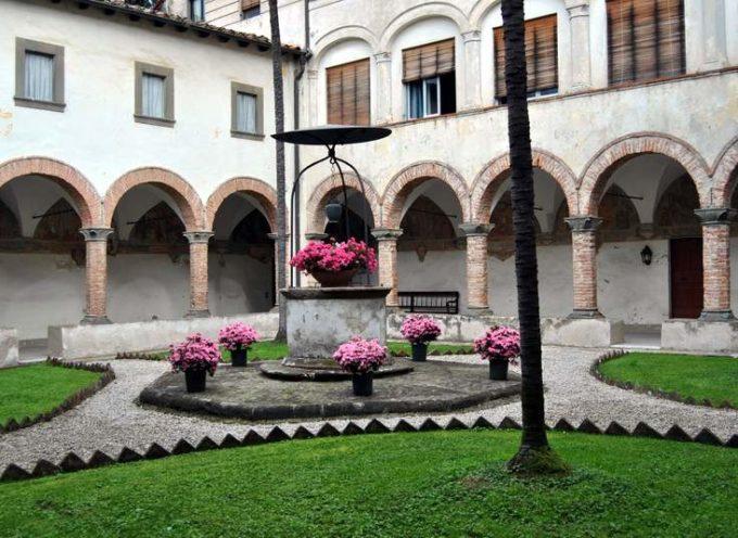 Un concerto per il restauro dell'antico organo di San Francesco, a borgo a mozzano, [video]