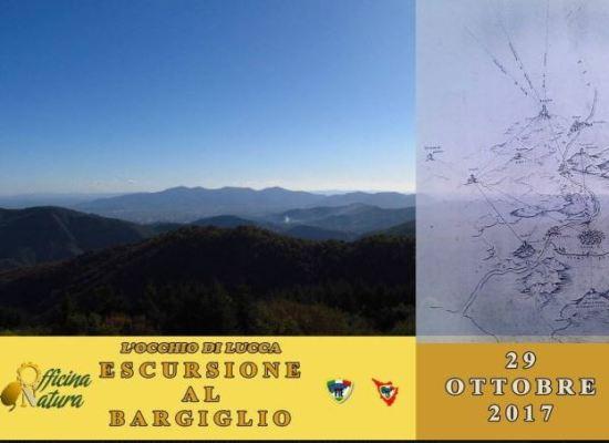 ESCURSIONE AL BARGIGLIO, Borgo a Mozzano DOMENICA 29