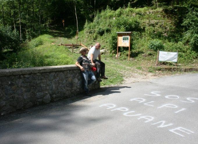 Più sicura la strada per Fornovolasco