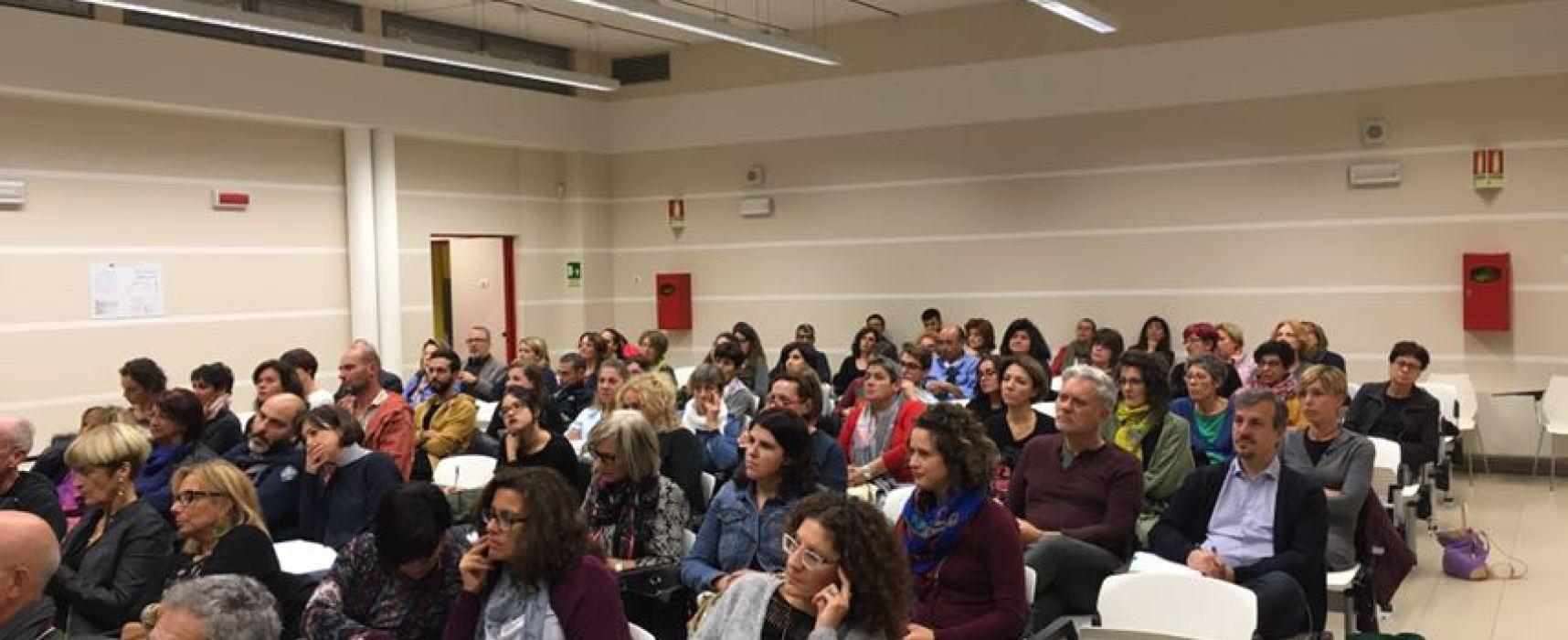 """""""L'IDENTITA' MASCHILE"""": SUCCESSO PER L'INCONTRO  CON GIACOMO GRIFONI"""