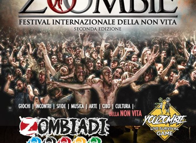HALLOWEEN ANTEPRIMA .. Giochi Apocalittici 2017 a Borgo a Mozzano
