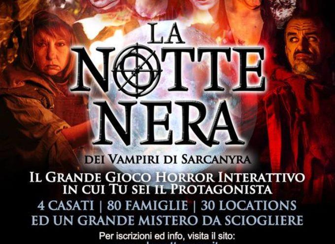 HALLOWEEN ANTEPRIMA,  La Notte Nera a Borgo a Mozzano