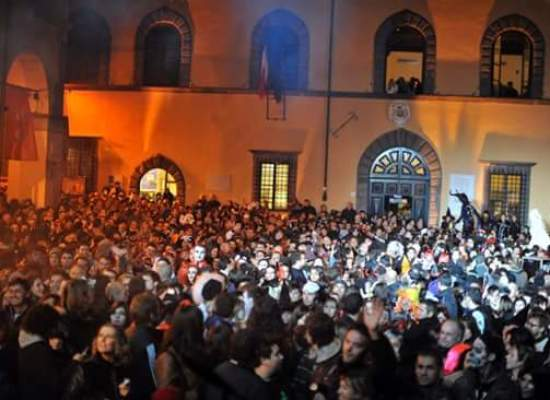 BORGO E' IL TEATRO DELL'ORRORE: TORNA LA HALLOWEEN CELEBRATION