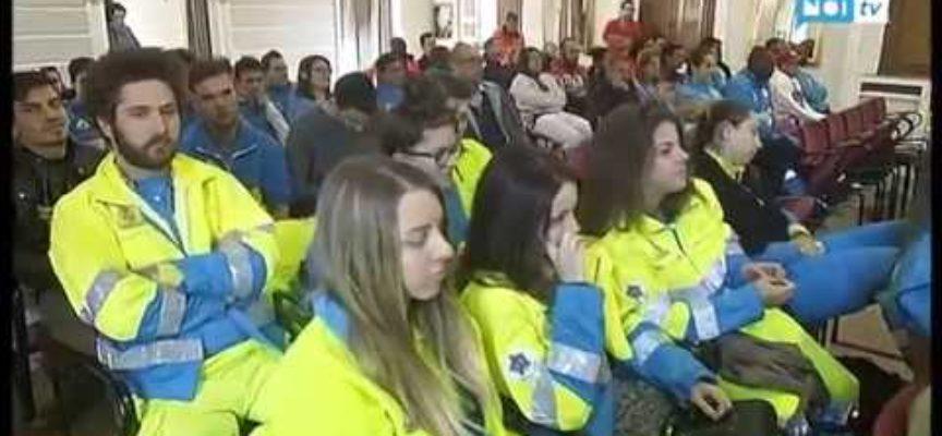 Al via il servizio civile per 150 volontari nelle misericordie di Lucca