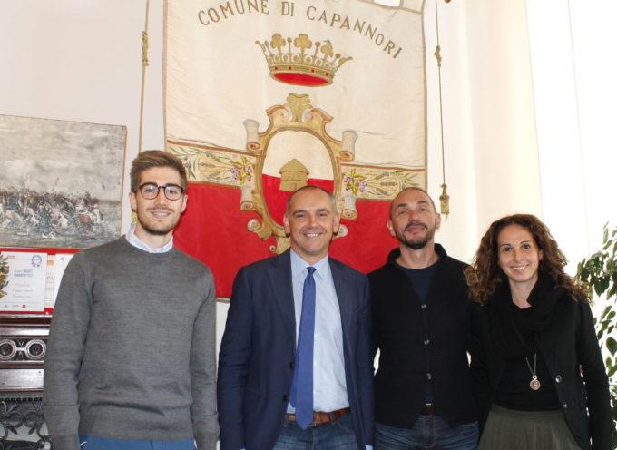 IL SINDACO LUCA MENESINI HA INCONTRATO  IL PRIMO CITTADINO DI CAMPI BISENZIO,  EMILIANO FOSSI