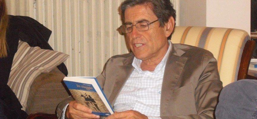 lucca –  lo srittore lucchese Franco Donatini presenta il libro IN VIAGGIO
