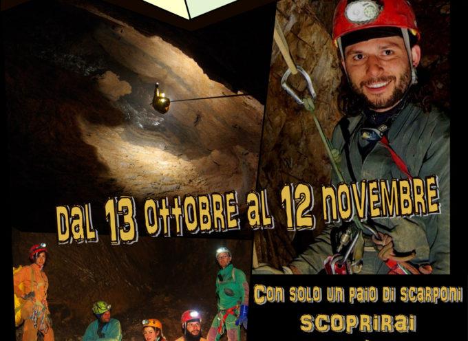 Diventa speleologo in Garfagnana con il corso di speleologia