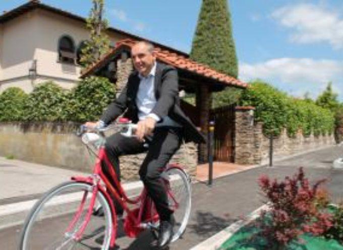 Nuova pista ciclabile Lammari – Lunata, presentato ai cittadini il progetto