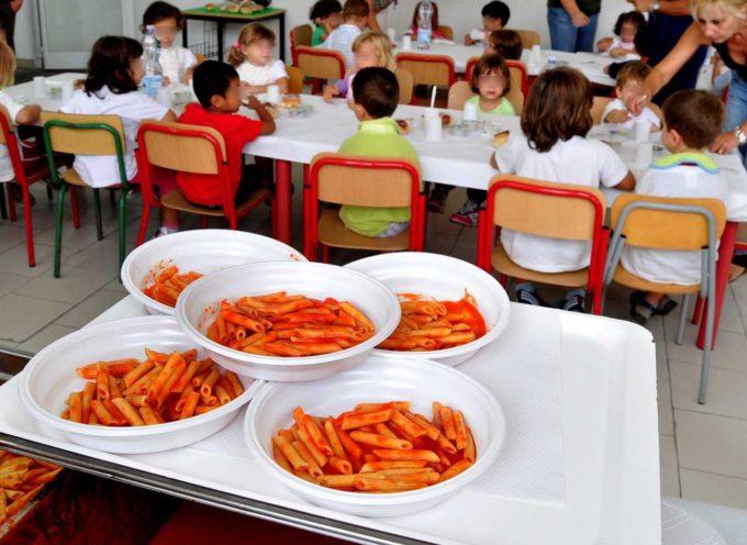Un nuovo menu sulle tavole dei bambini delle scuole del comune di Porcari