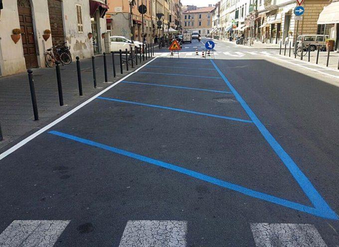 Lucca Comics and Games: riservati ai residenti gli stalli blu davanti alle porte Santa Maria e Sant'Anna
