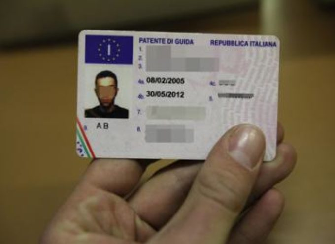 Come verificare online i punti sulla patente